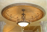 Add Depth And Character With Our Round Recessed Ceiling Domes