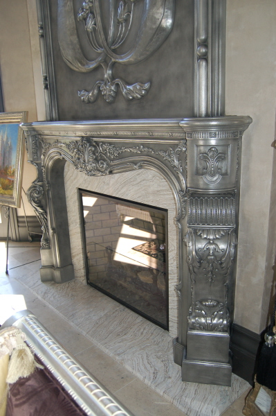 RWM-inc. Fireplace Fronts and Fireplace Mantels- fireplace ...