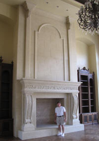 Rwm Inc Fireplace Facings And Fireplace Mantels Fireplace Facings