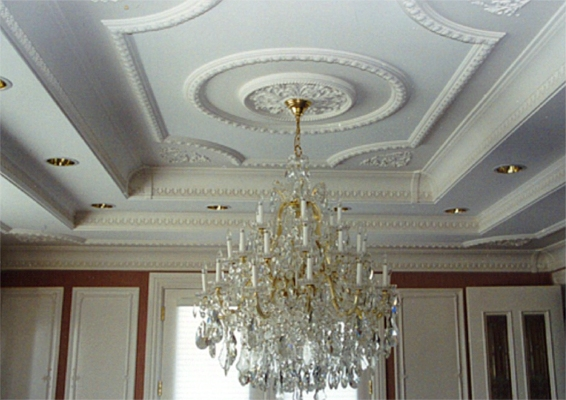 Rwm Inc Medallions Accent Rings And Rosettes Ceiling