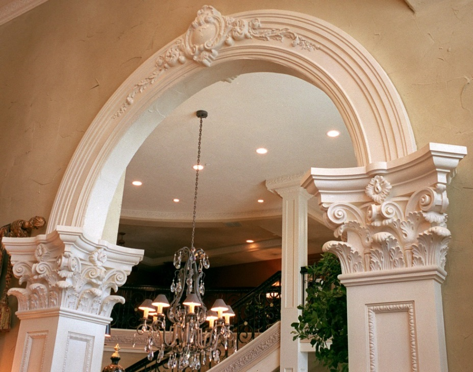 Architectural ornament crown molding 100 images add for Decorative archway mouldings
