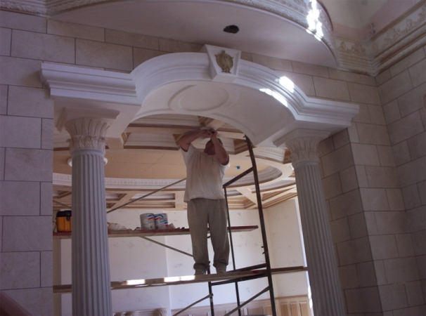 Rwm inc mouldings and cove archways crown mouldings Crown columns