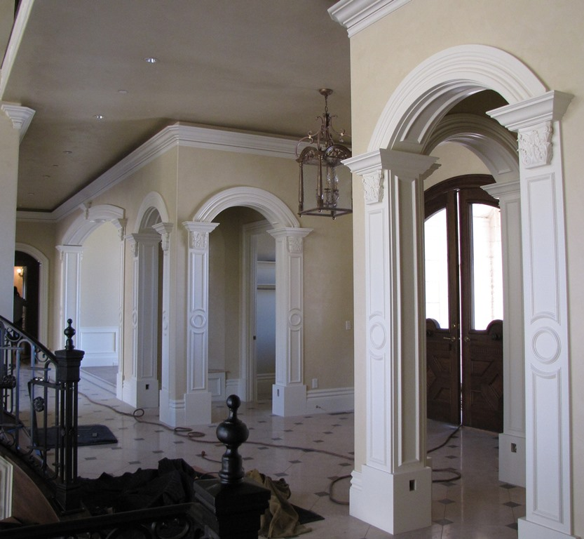 Rwm Inc Mouldings And Cove Archways Crown Mouldings