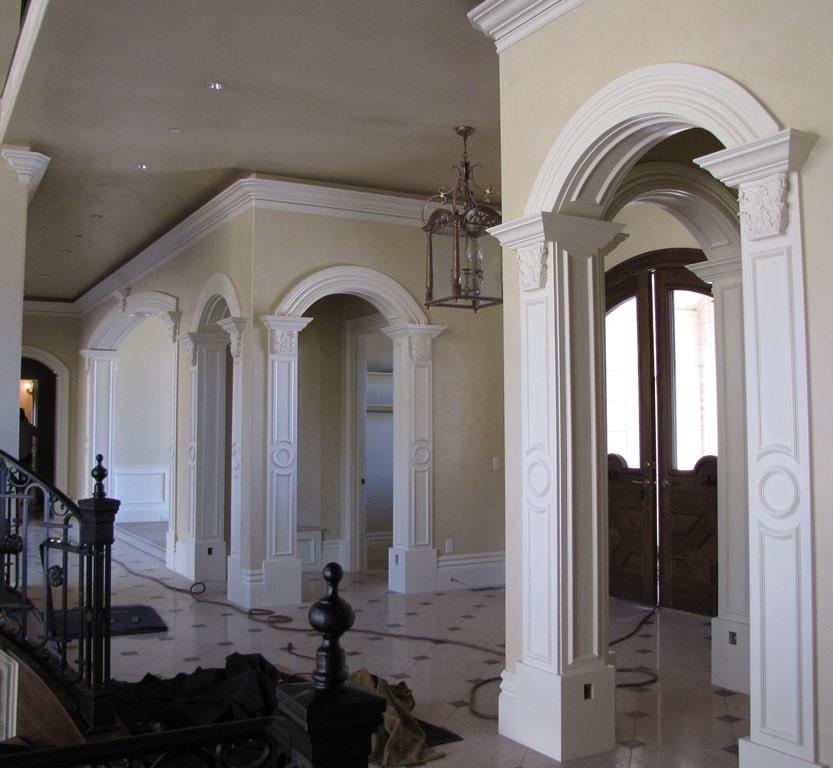Rwm Inc Mouldings Archways Crown